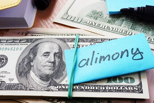Alimony Payments From Exes